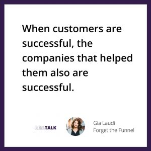 When customers are successful, the companies that helped them also are successful