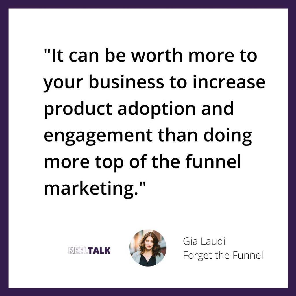 Product engagement